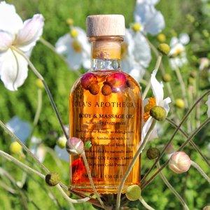 Lola's Apothecary Devine Grace - Regenarative Body & Massage Oil 100 ml